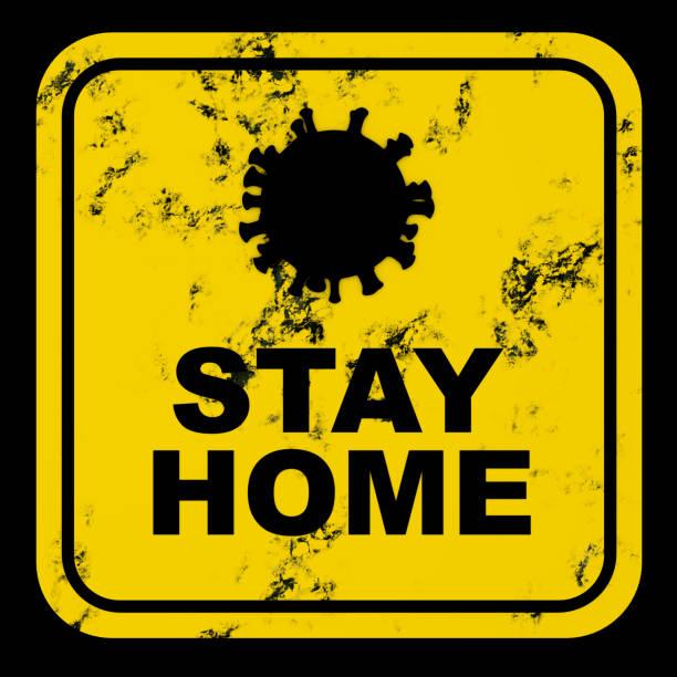 Covid-19 Coronavirus - Stay Home – zdjęcie