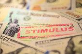 istock Covid-19 Economic Stimulus Check 1250802426