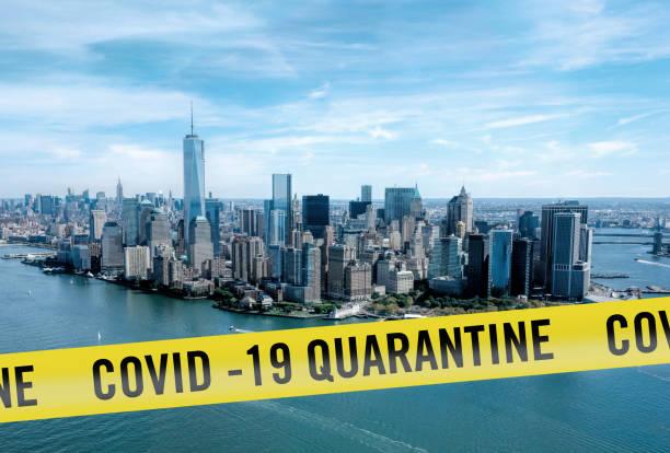 ニューヨーク市のcovid-19 - corona newyork ストックフォトと画像