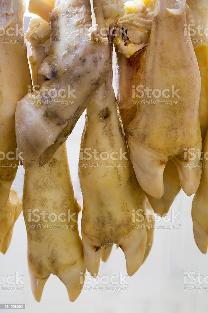 Kuh Fuß Mocotó – Foto