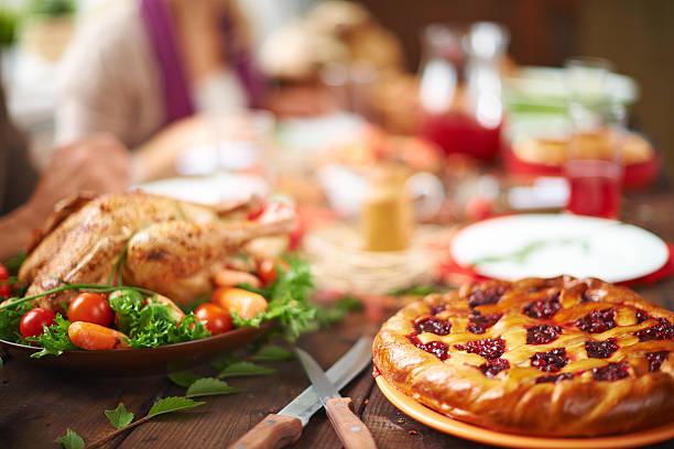 cowberry pie - aufstrich weihnachten stock-fotos und bilder