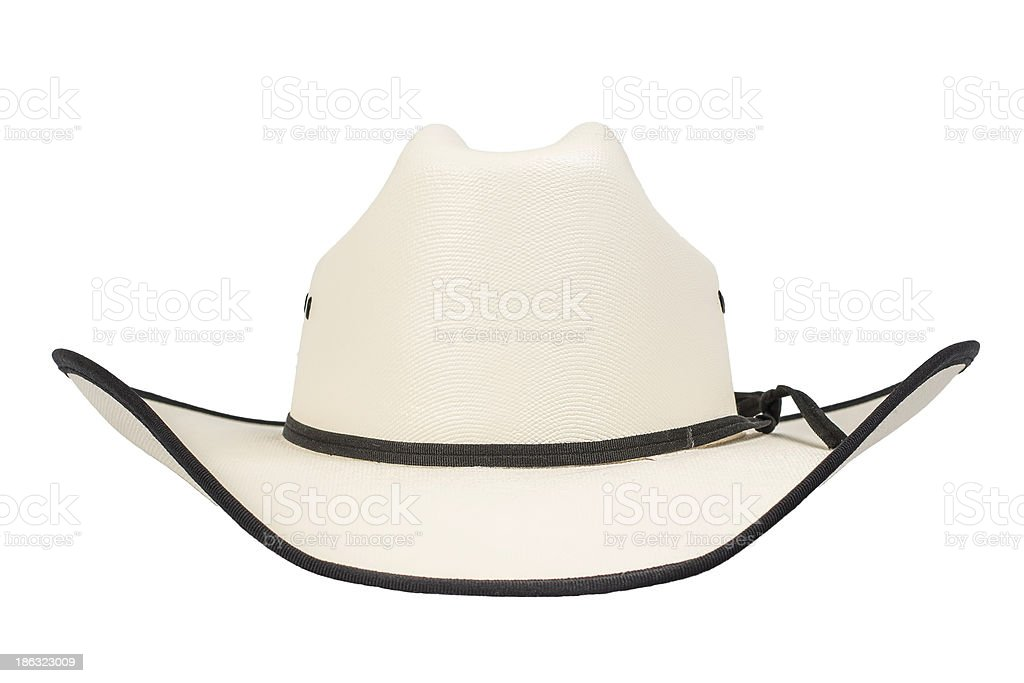 Cowboy Hat Isolated stock photo