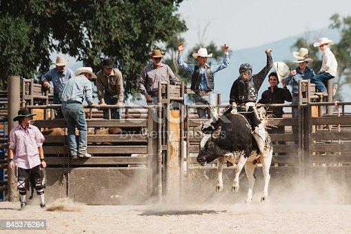 istock Cowboy Lifestyle in Utah 845376264