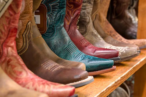 Cowboy Store stock photo