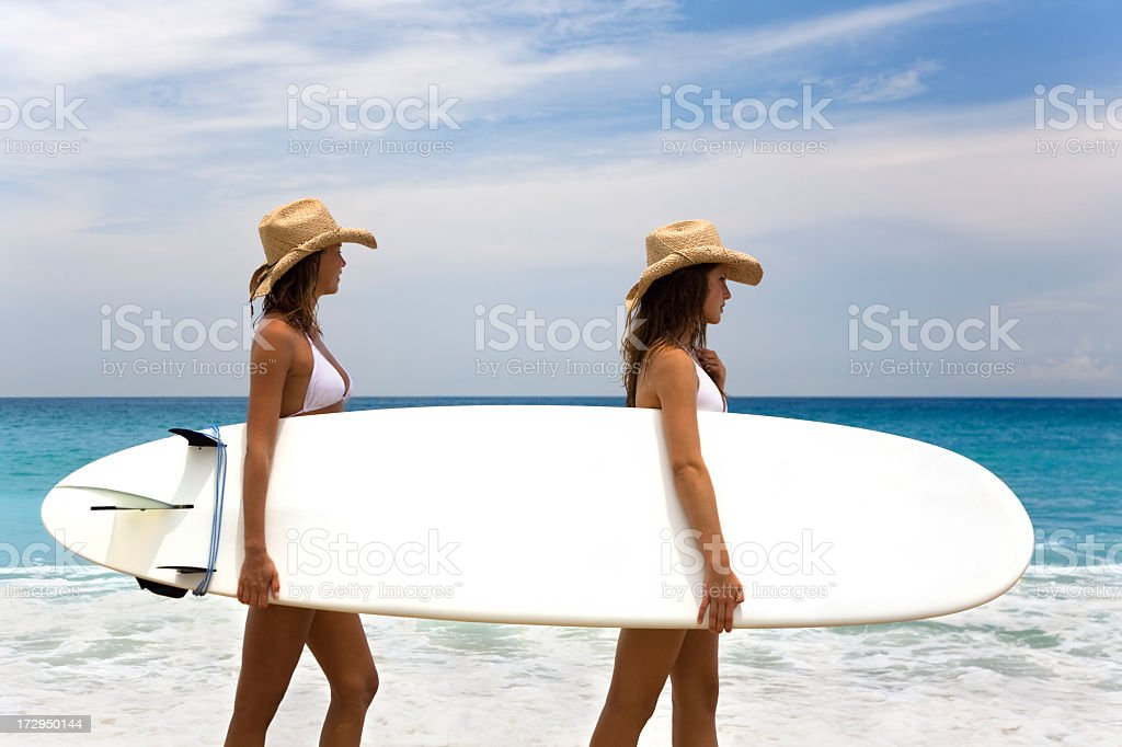 cowgirls message board royalty-free stock photo