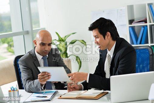 istock Coworkers 498425295