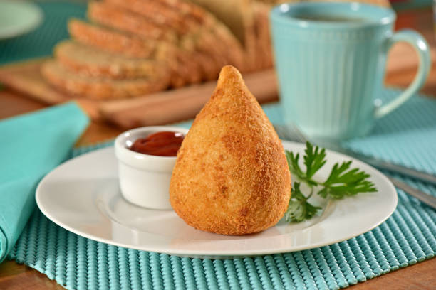 coxinha - coxinha stock photos and pictures