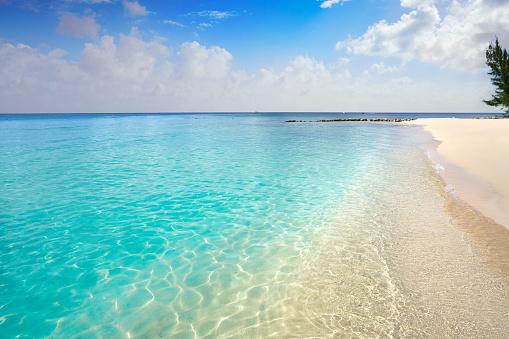 Cozumel island Palancar beach Riviera Maya