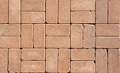 Cozy Ceramic Clinker Pavers for Patio.