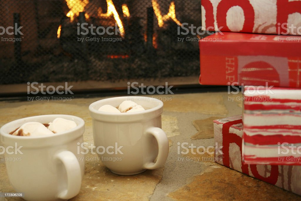 Cozy Evening royalty-free stock photo