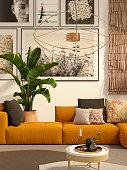 istock Cozy living room 1313010534