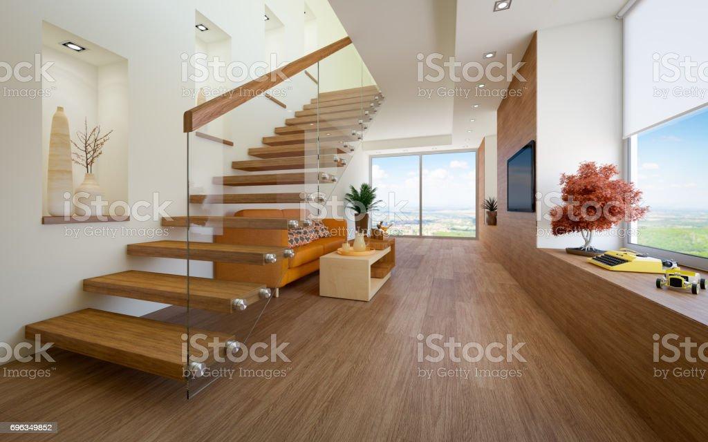 Appartement confortable Loft - Photo