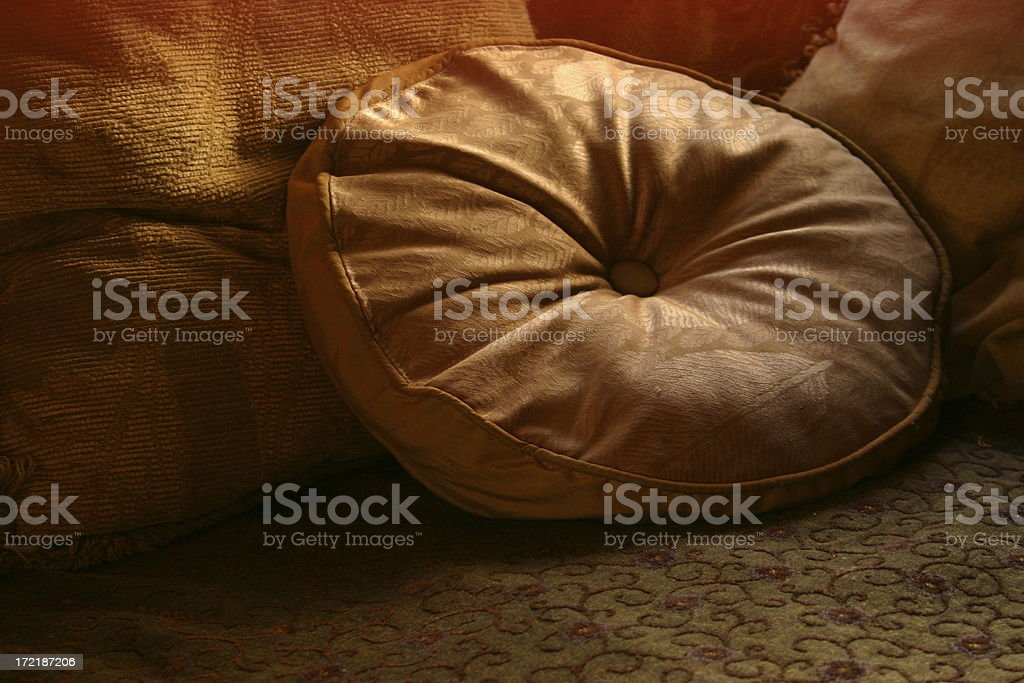 Cozy Spot royalty-free stock photo
