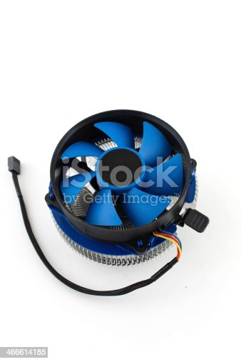 istock cpu cooler on a white background 466614185