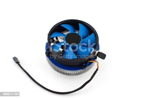 istock cpu cooler on a white background 466614193