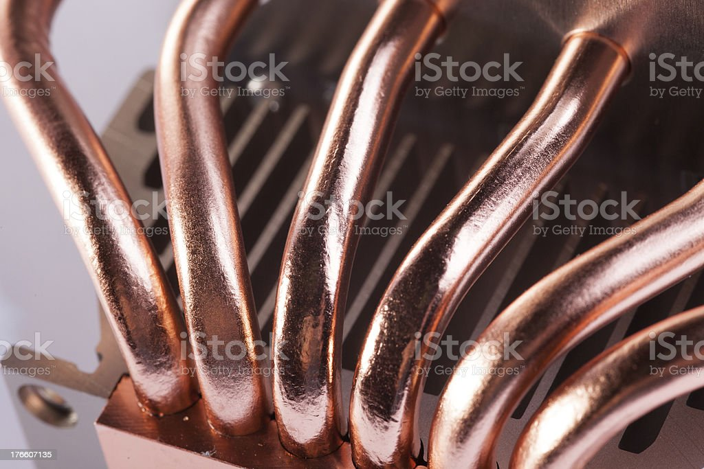 cpu fan stock photo