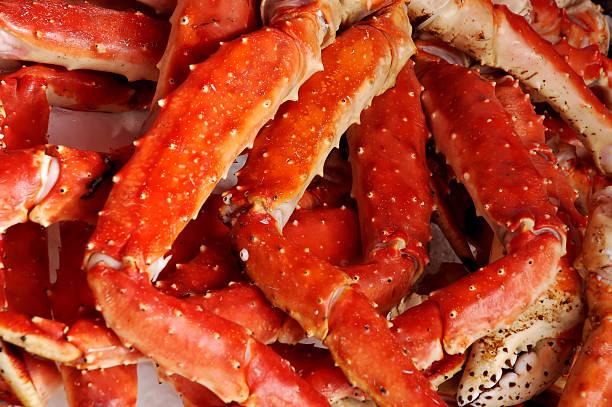 Crab Beine – Foto