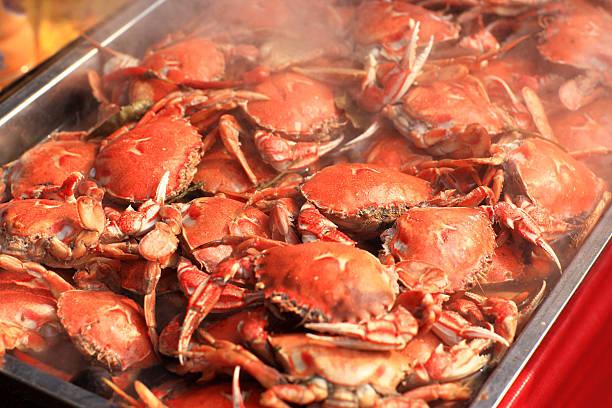 les crabes - crabe photos et images de collection