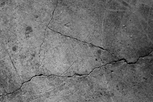 Crack concrete texture surface background. stock photo