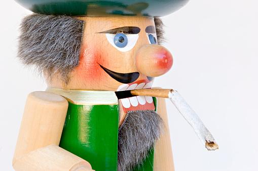 Crack the smoking habit