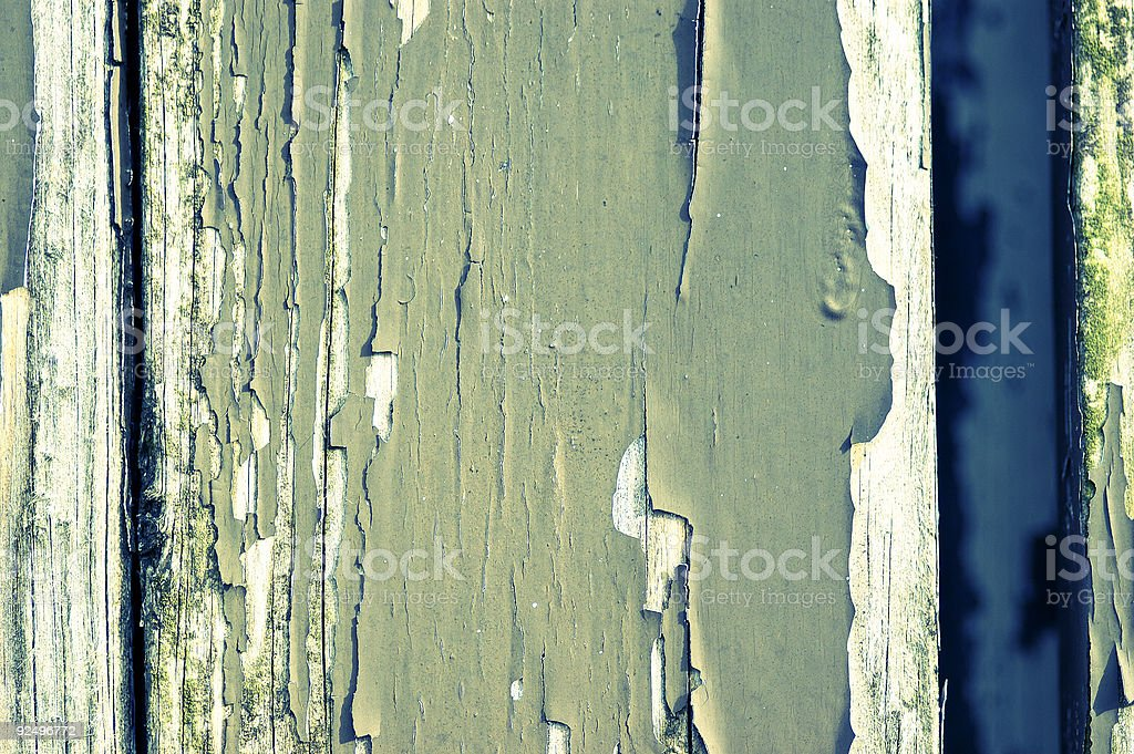 cracked aged paint royalty-free stock photo