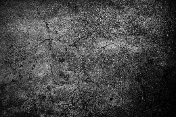 Cracked cement background stock photo