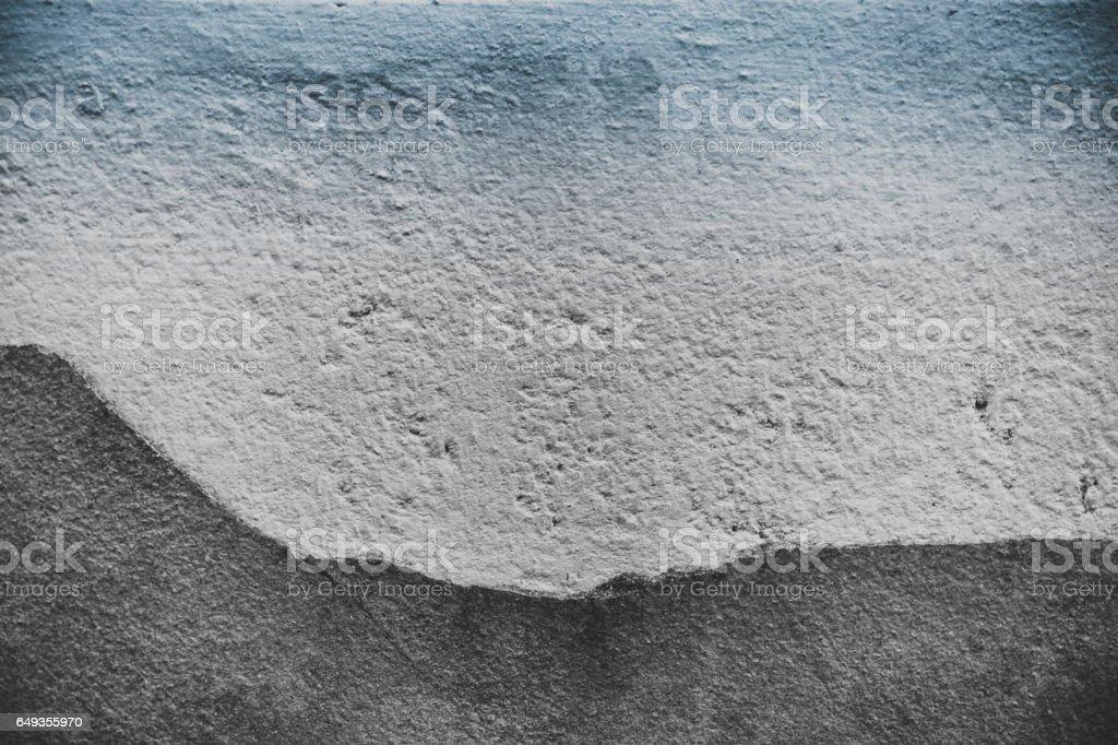 Fotografía de Agrietado Fondo De Textura De Pared Blanco Gris ...