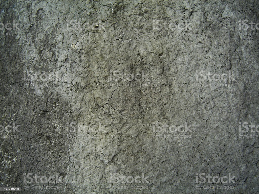 cracked concrete background royalty-free stock photo