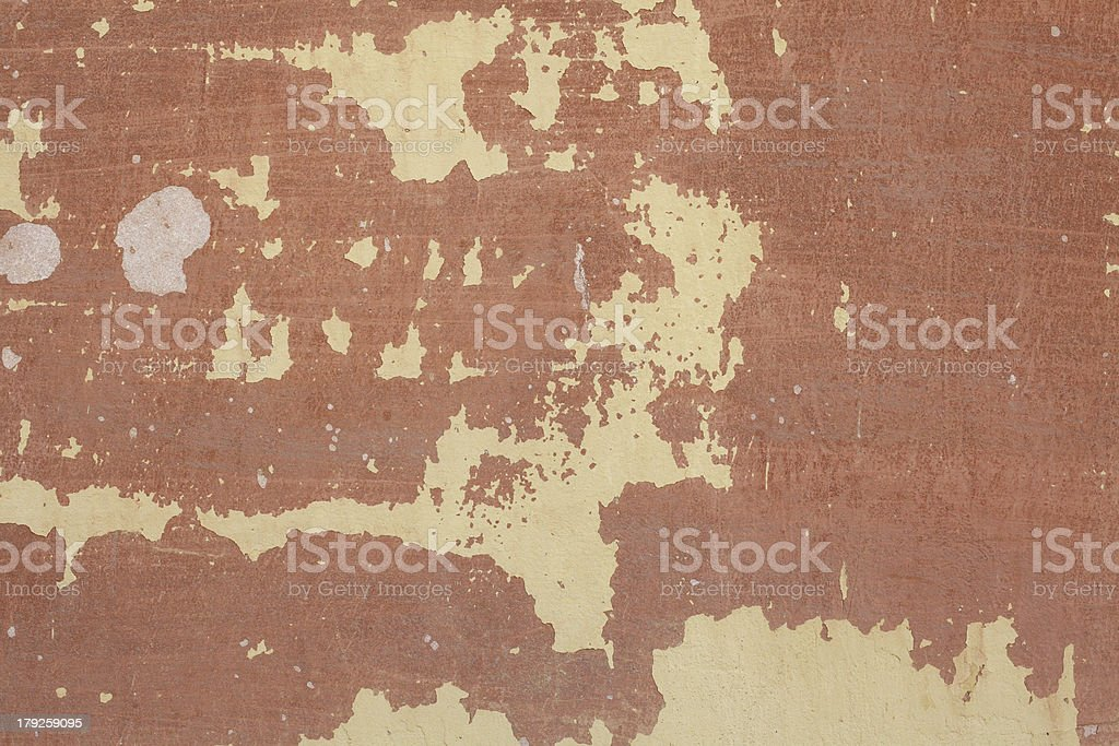 cracked concrete vintage wall background royalty-free stock photo