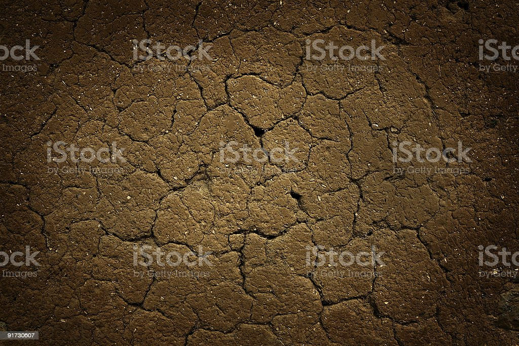 cracked dirt background royalty-free stock photo