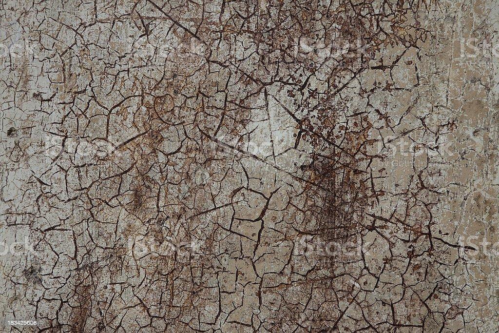 Rissige Boden – Foto