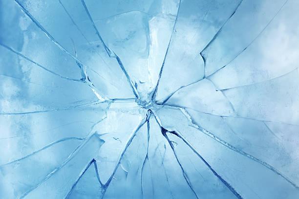 pęknięty lodu - popękany zdjęcia i obrazy z banku zdjęć