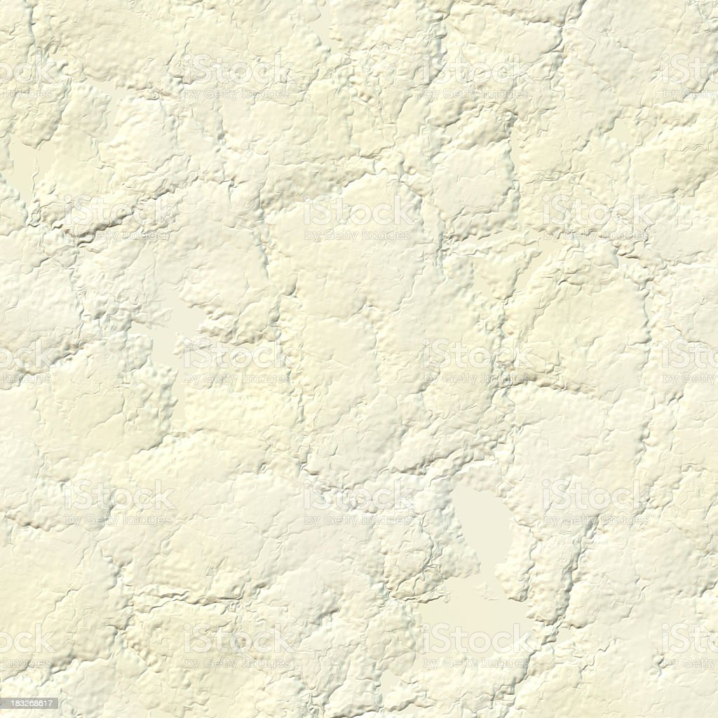 Cracked Painted White Wall Close Up (High Resolution Image) royalty-free stock photo