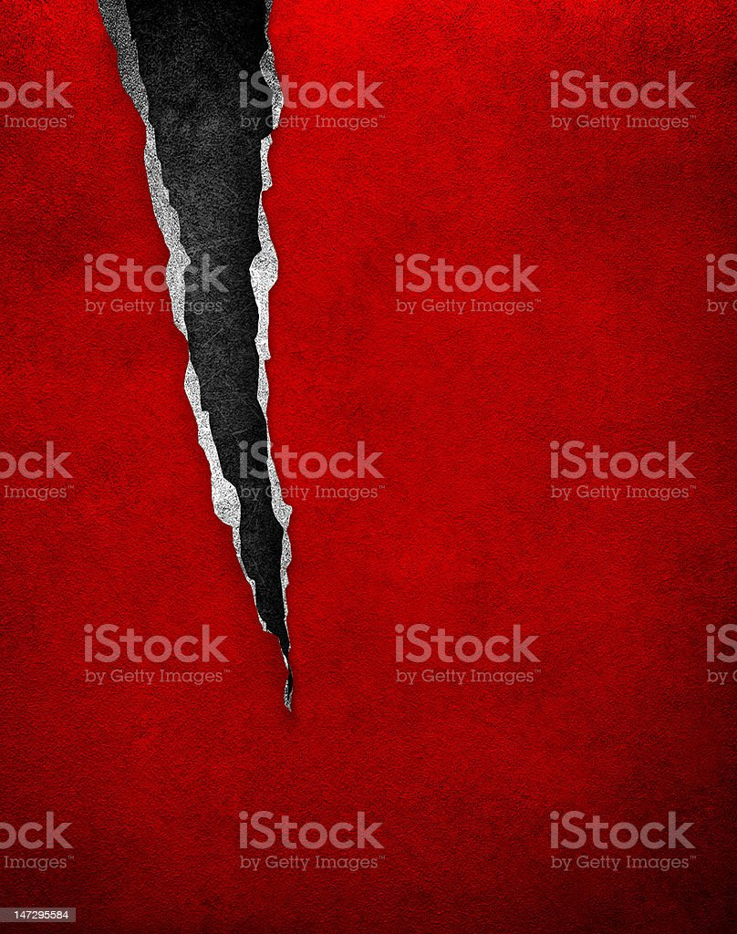 cracked paper background stock photo