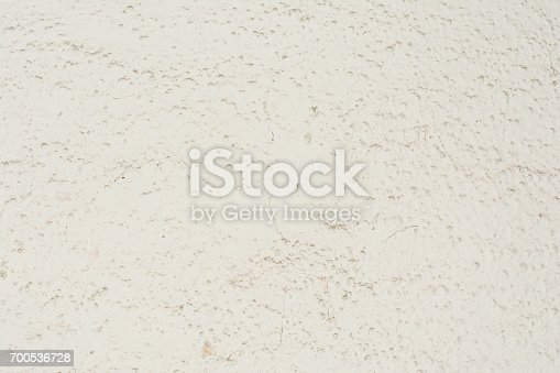 700531402 istock photo Cracked vintage wall background, old surface wall 700536728