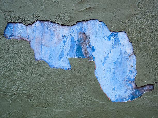 Cracked Wall stok fotoğrafı