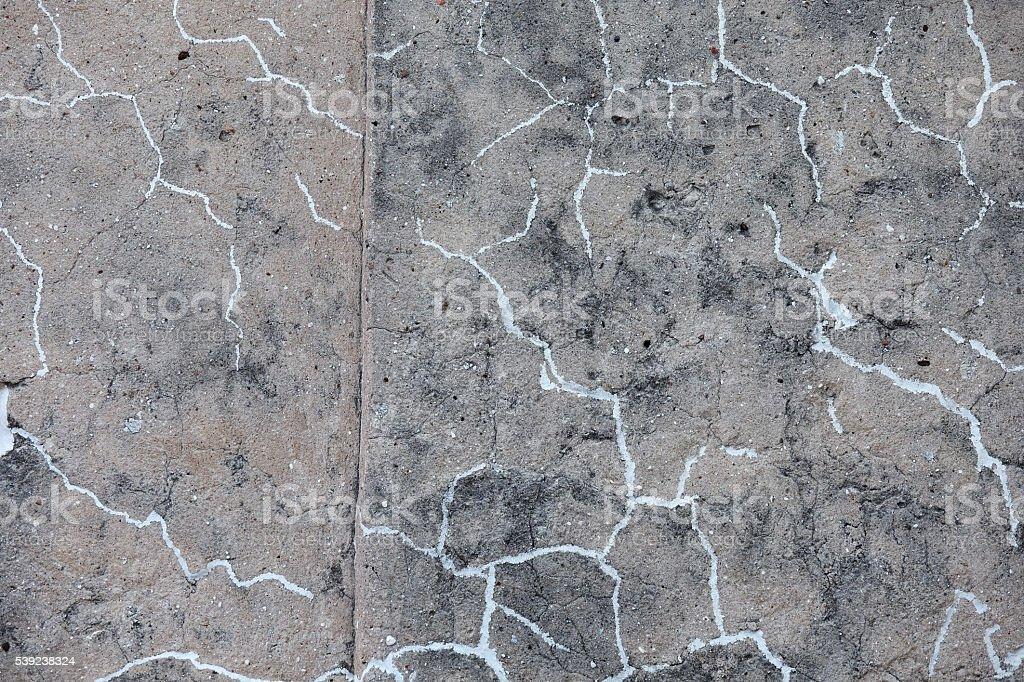 cracked wall texture royalty-free stock photo