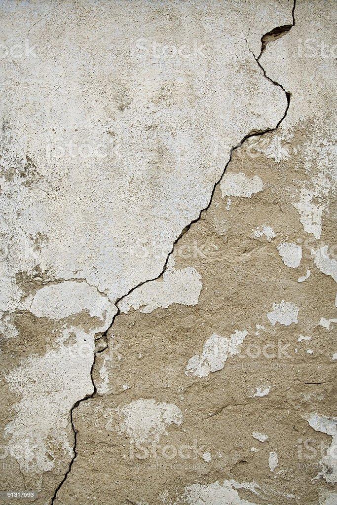cracked wall texture stock photo