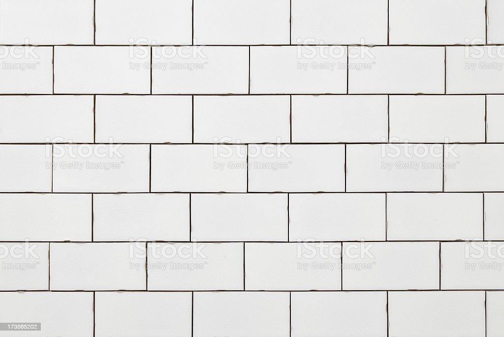 cracked white glass tiles royalty-free stock photo