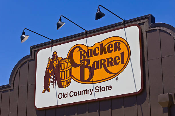 Cracker Barrel Old Country Store Location II stock photo