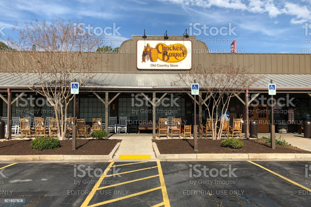 Cracker Barrel Old Country Store stock photo