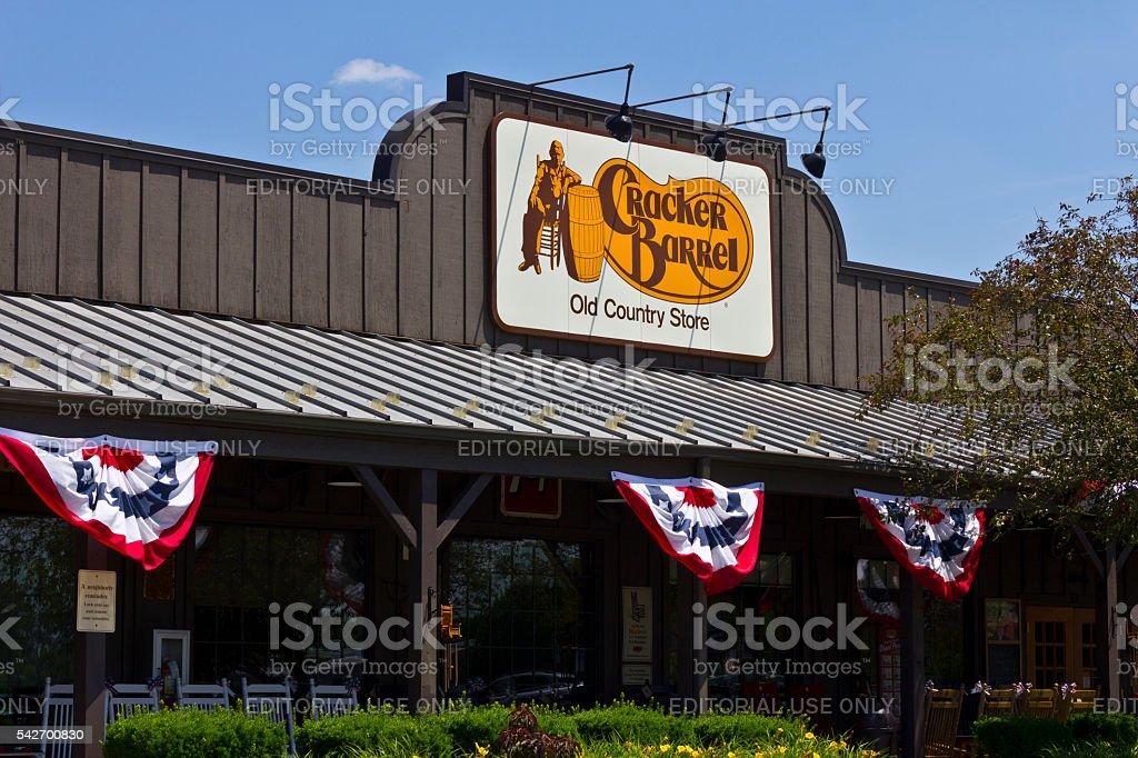 Cracker Barrel Old Country Store V - foto de acervo