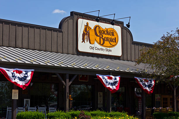 Cracker Barrel Old Country Store V stock photo