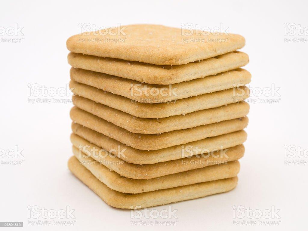 Crackers_1 royalty-free stock photo