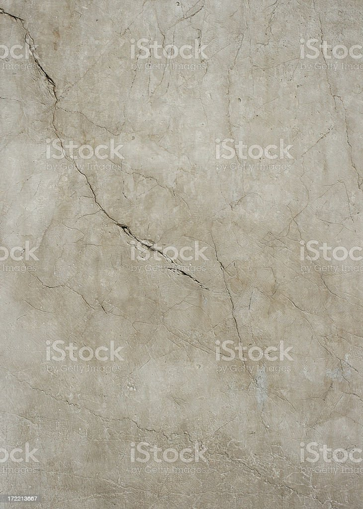 Crackled Roman grunge marble wall texture background, Rome Italy royalty-free stock photo