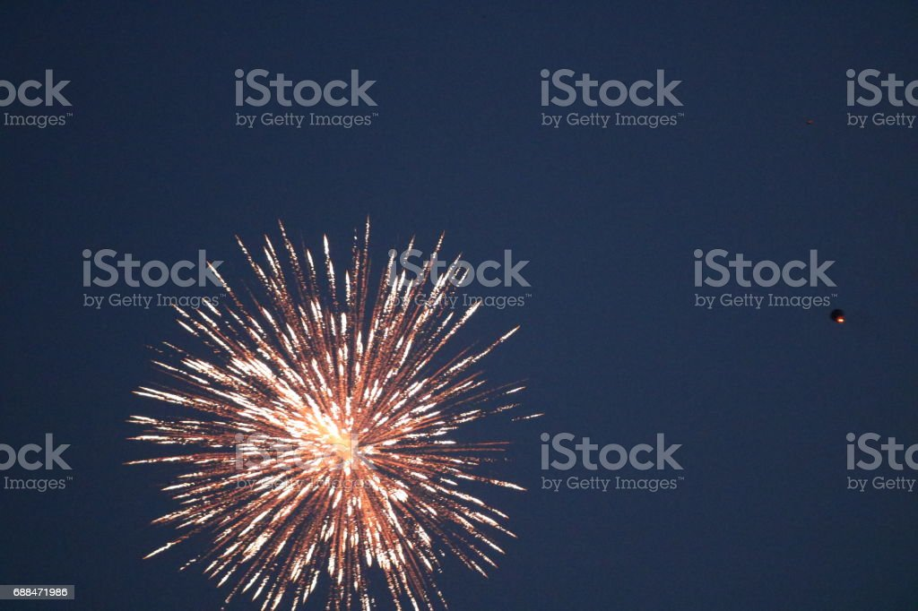 crackles stock photo