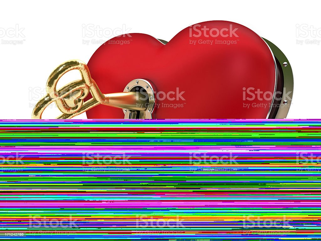 Cradling the Earth royalty-free stock photo