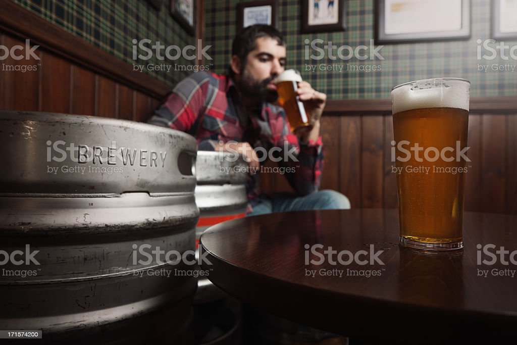 Craft beer stock photo