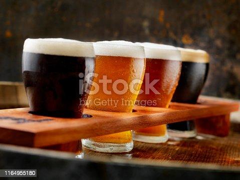 Craft Beer Sampler Tray