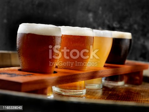 Craft Beer Sampler Tray